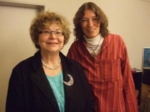 Anne und Petra Seminar Astromedizin 178